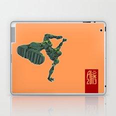 Capoeira Cyborg Laptop & iPad Skin