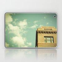Green Skies Laptop & iPad Skin