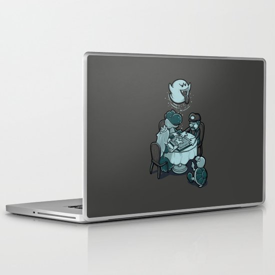 Evoked Laptop & iPad Skin