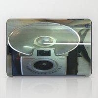 Old School Flash  iPad Case