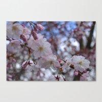 Brooklyn Spring Canvas Print