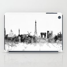 Paris France Skyline iPad Case
