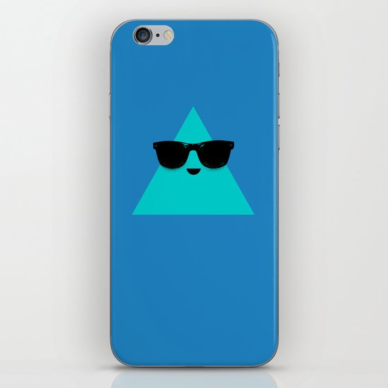 Cool Triangle iPhone & iPod Skin