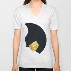 emotive Unisex V-Neck