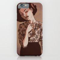Twin Peaks: Audrey iPhone 6 Slim Case