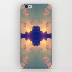 Multiple Sunsets  iPhone & iPod Skin