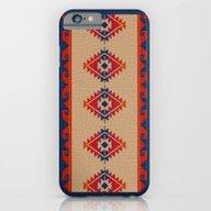 Daryl's Poncho iPhone 6 Slim Case