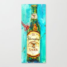 YUENGLING  BEER PA BEST Canvas Print