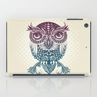 Baby Egyptian Owl iPad Case