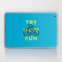 Try have fun Laptop & iPad Skin