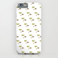 CUP PATTERN iPhone 6 Slim Case