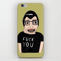YOU! iPhone & iPod Skin
