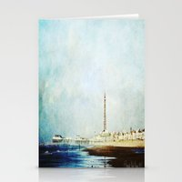 On The Front Textured Fine Art Photograpy Stationery Cards