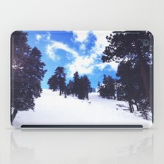 Snow Landscape  iPad Case