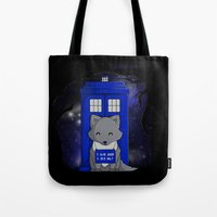 Bad Wolf Tote Bag