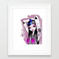 Aife Framed Art Print