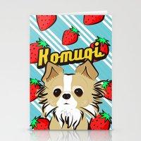 Komugichan Stationery Cards