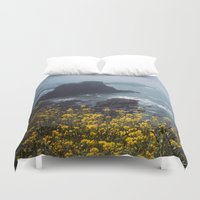 Yaquina Head Duvet Cover