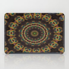 Peacock Velvet iPad Case