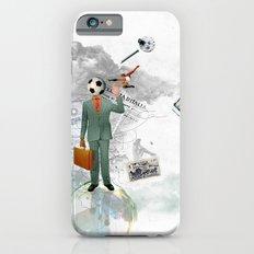 soccer man iPhone 6 Slim Case