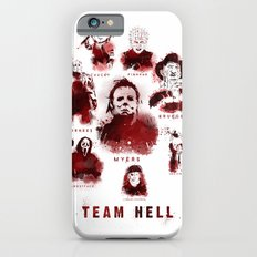 Team Hell #3 Slim Case iPhone 6s