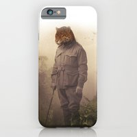 iPhone & iPod Case featuring Jungle Jaguar by Chase Kunz