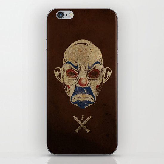 Stranger iPhone & iPod Skin