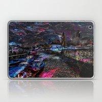 eyes on the city Laptop & iPad Skin