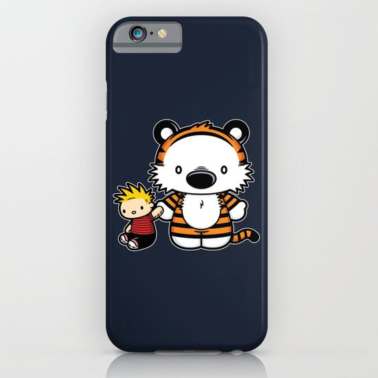 Hello Tiger iPhone & iPod Case