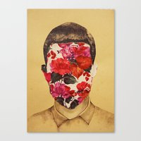 That Face Canvas Print