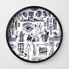 Poimandres Wall Clock