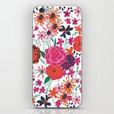 blooming love iPhone & iPod Skin