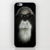 Debrazza's Monkey  iPhone & iPod Skin