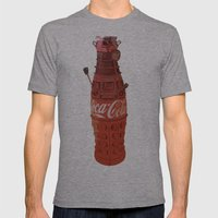 Dalek-Cola Mens Fitted Tee Athletic Grey SMALL