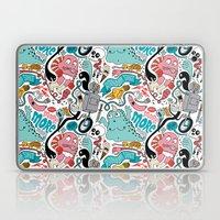 More, More, More Laptop & iPad Skin