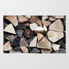 Wood Rug