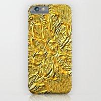 Embossed Floral iPhone 6 Slim Case