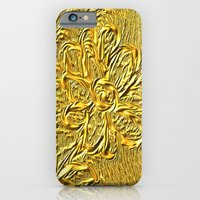 Embossed Floral iPhone 6 Slim Case