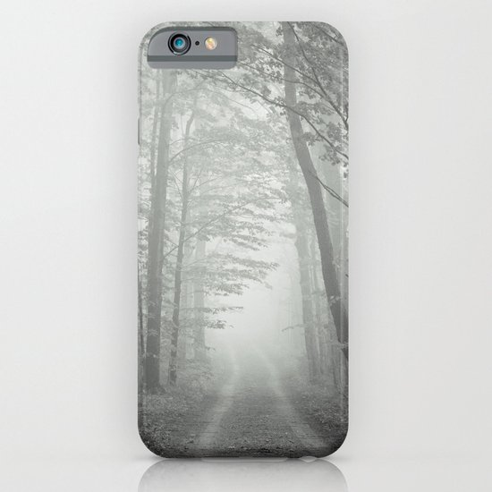 Two Track Road iPhone & iPod Case