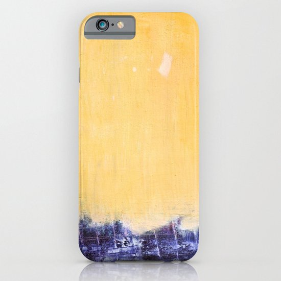 indigo sea iPhone & iPod Case