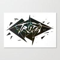 Truth Canvas Print