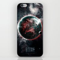 Dune Geidi Prime Planet Poster iPhone & iPod Skin