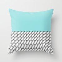 Opeka Throw Pillow
