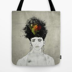 I'm not what you see Tote Bag