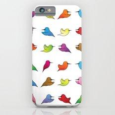 Humming Birds iPhone 6 Slim Case