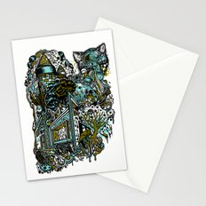 The Castle Of Doom and Sugar Stationery Cards