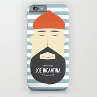 iPhone & iPod Case featuring Joe Incantina by radiozimbra