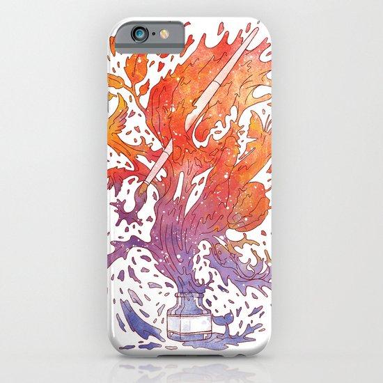 draw itself iPhone & iPod Case