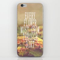 Every Flower iPhone & iPod Skin