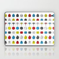 Balance in the Force Laptop & iPad Skin